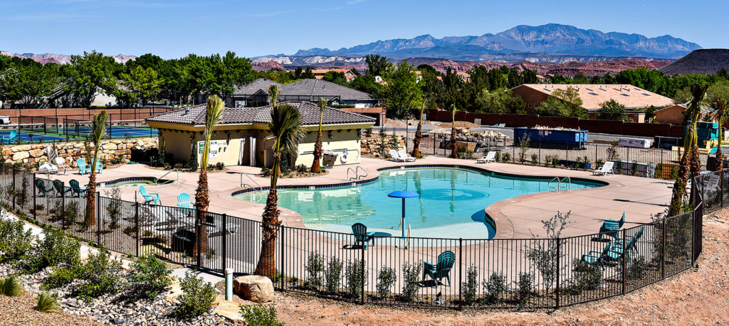 vacation rentals in st.george utah